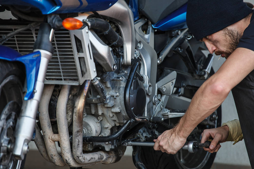 motocicletas anticongelantes sistemas enfriamiento