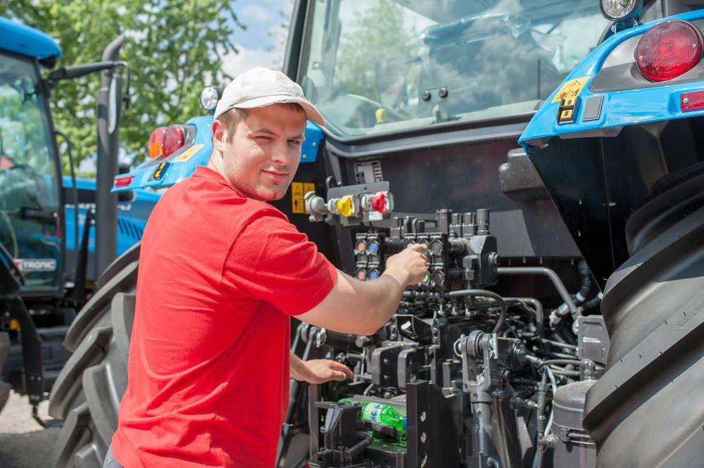 mantenimiento transmision tractor