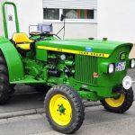 Cambio de Aceite al Tractor