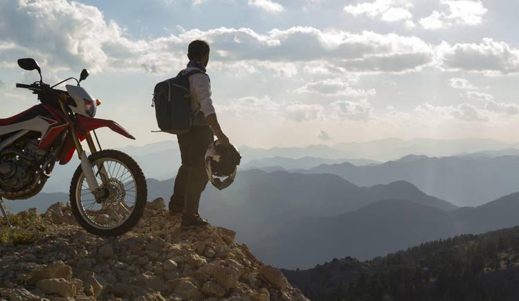 Empacar Viaje Motocicleta