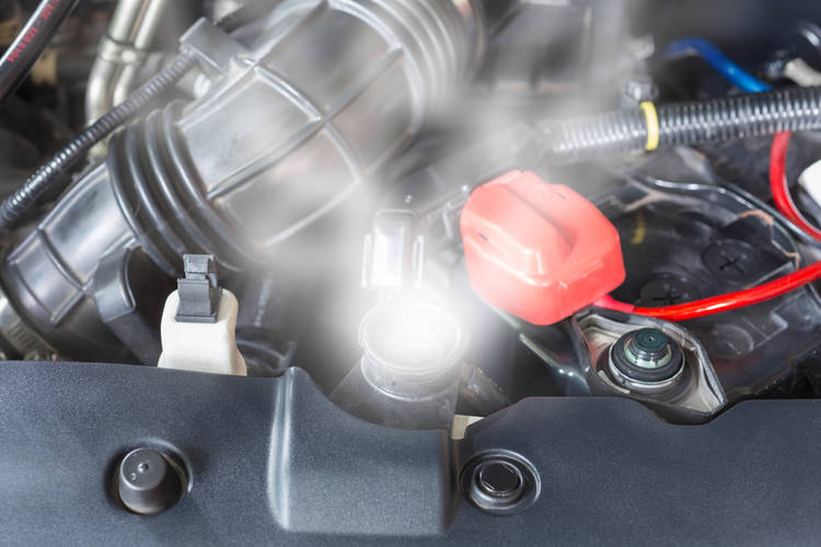 Importancia Anticongelante Auto