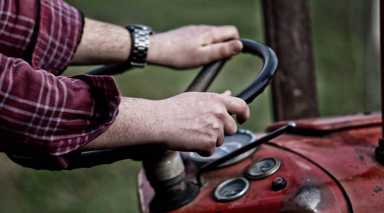 Dirección Hidráulica Tractor
