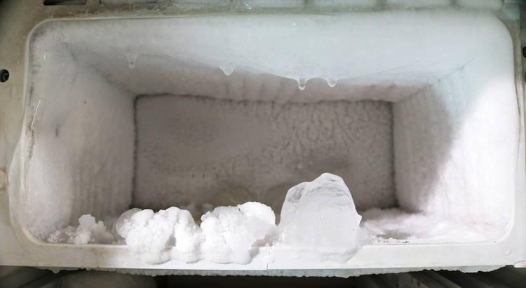 Evitar Escarcha Refrigerador