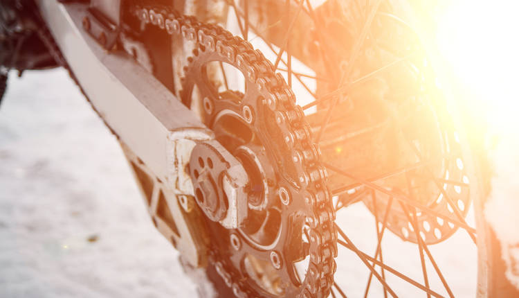 Importancia Lubricar Moto