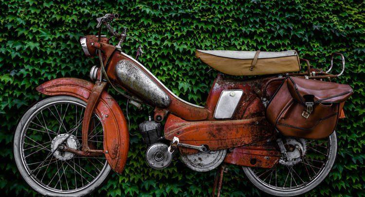 Motocicleta Anticorrosivos